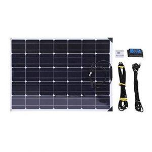 Los mejores paneles solares flexibles de 150w
