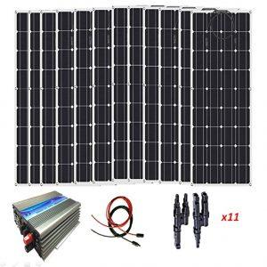 Cual seria la mejor opcion: panel solar flexible o rigido